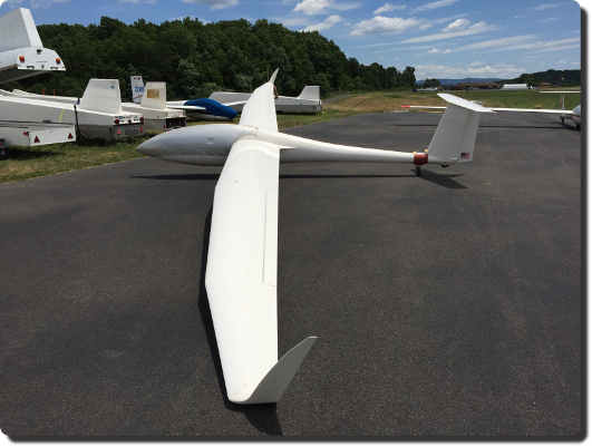 Towplane and ASK-21